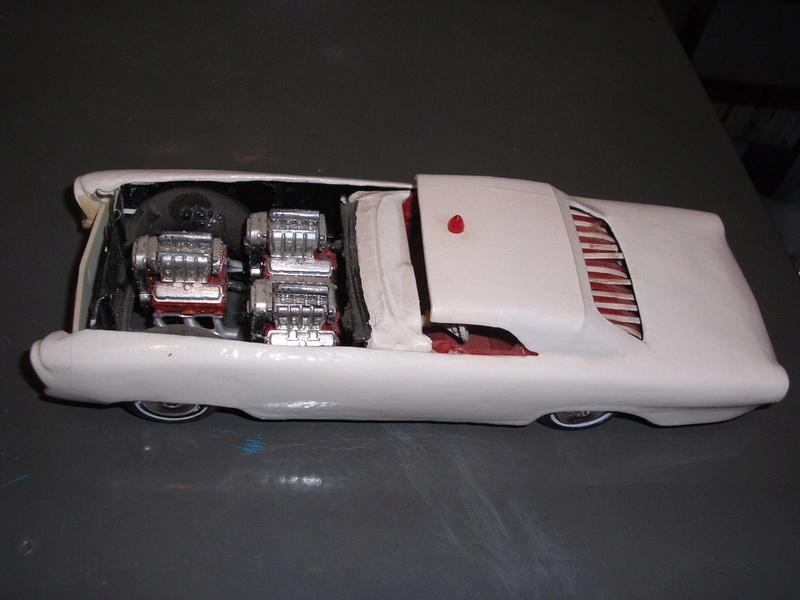 Vintage built automobile model kit survivor - Hot rod et Custom car maquettes montées anciennes - Page 6 646