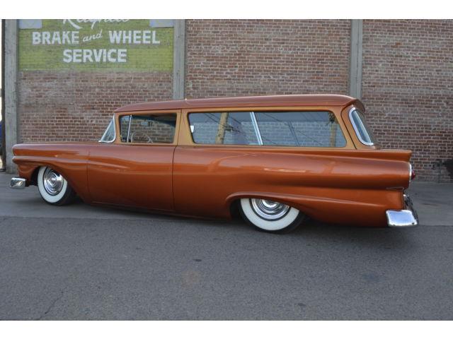 Ford 1957 & 1958 custom & mild custom  - Page 7 711