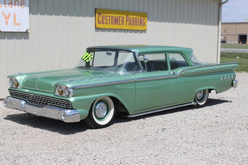Ford 1959 custom & mild custom - Page 3 713