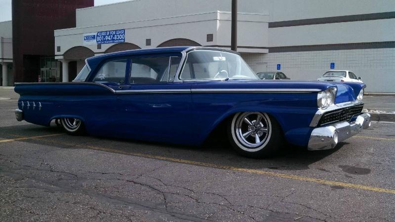 Ford 1959 custom & mild custom - Page 3 724