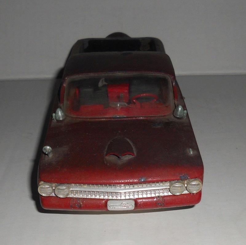 Vintage built automobile model kit survivor - Hot rod et Custom car maquettes montées anciennes - Page 6 738
