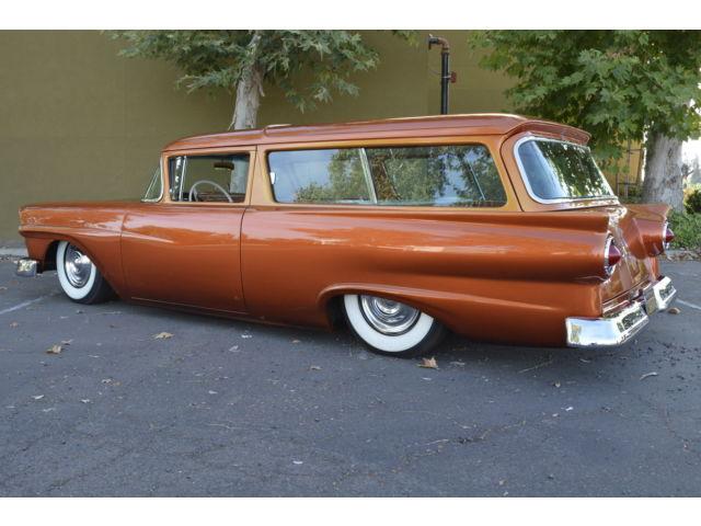 Ford 1957 & 1958 custom & mild custom  - Page 7 811