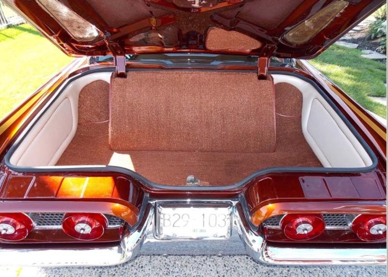 Ford Thunderbird 1958 - 1960 custom & mild custom - Page 3 813