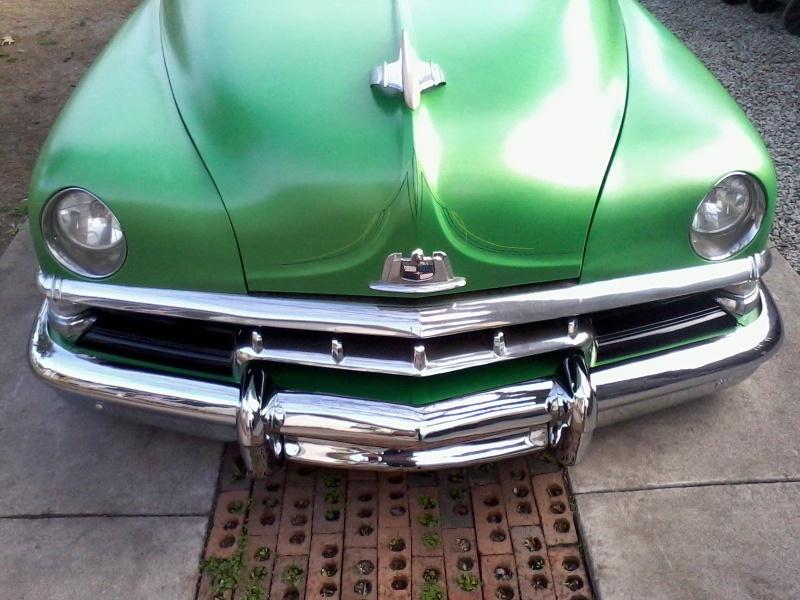 Lincoln 1949 - 1951 custom & mild custom 816