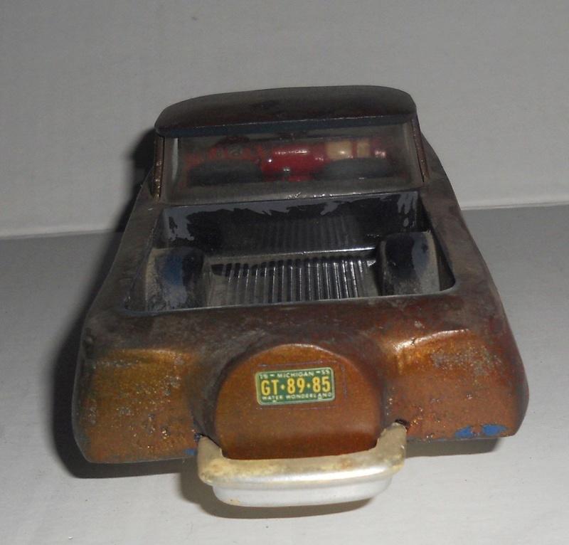 Vintage built automobile model kit survivor - Hot rod et Custom car maquettes montées anciennes - Page 6 835