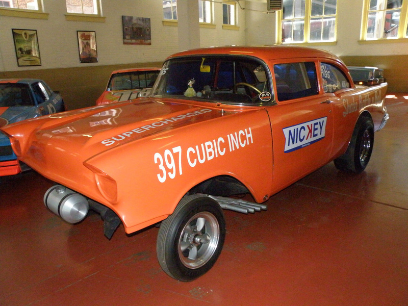 57' Chevy Gasser  - Page 2 838