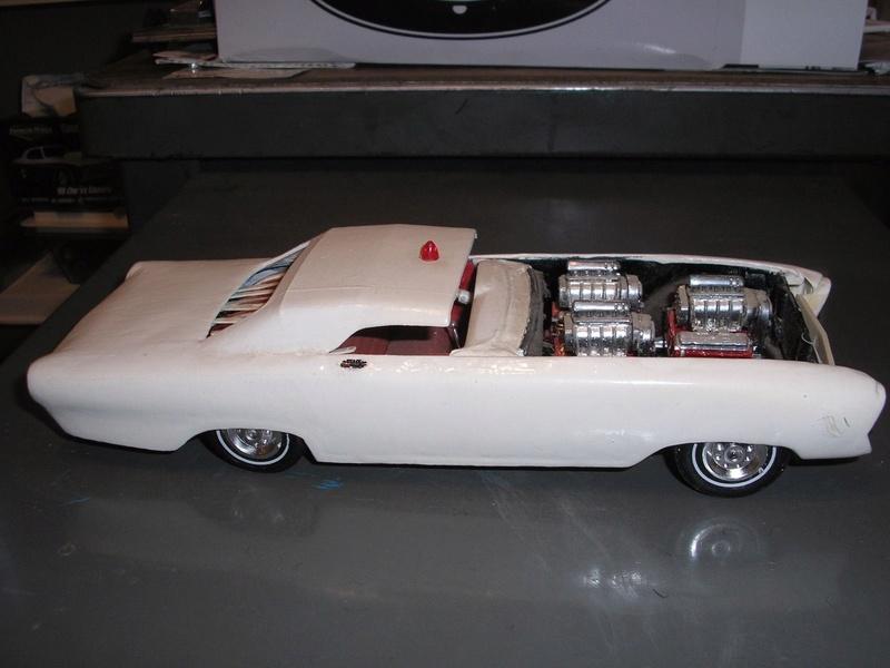 Vintage built automobile model kit survivor - Hot rod et Custom car maquettes montées anciennes - Page 6 842