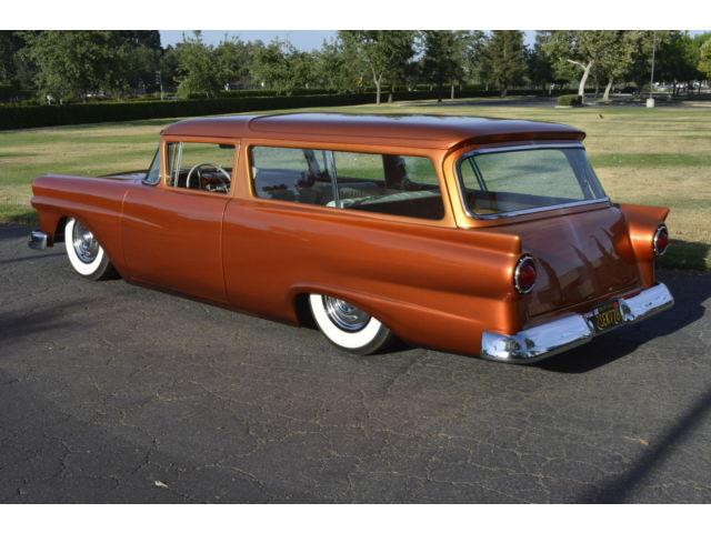 Ford 1957 & 1958 custom & mild custom  - Page 7 911