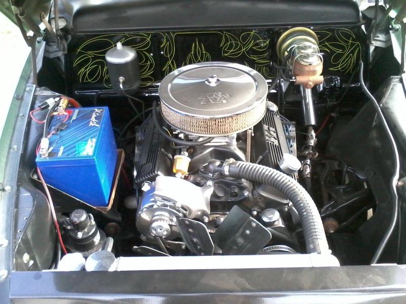 Lincoln 1949 - 1951 custom & mild custom 916