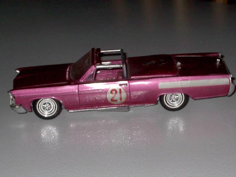 Vintage built automobile model kit survivor - Hot rod et Custom car maquettes montées anciennes - Page 5 92068010