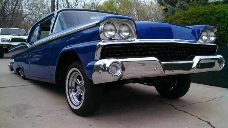 Ford 1959 custom & mild custom - Page 3 922