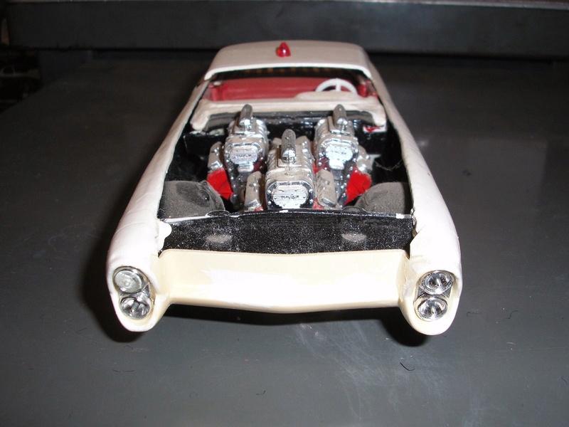 Vintage built automobile model kit survivor - Hot rod et Custom car maquettes montées anciennes - Page 6 938