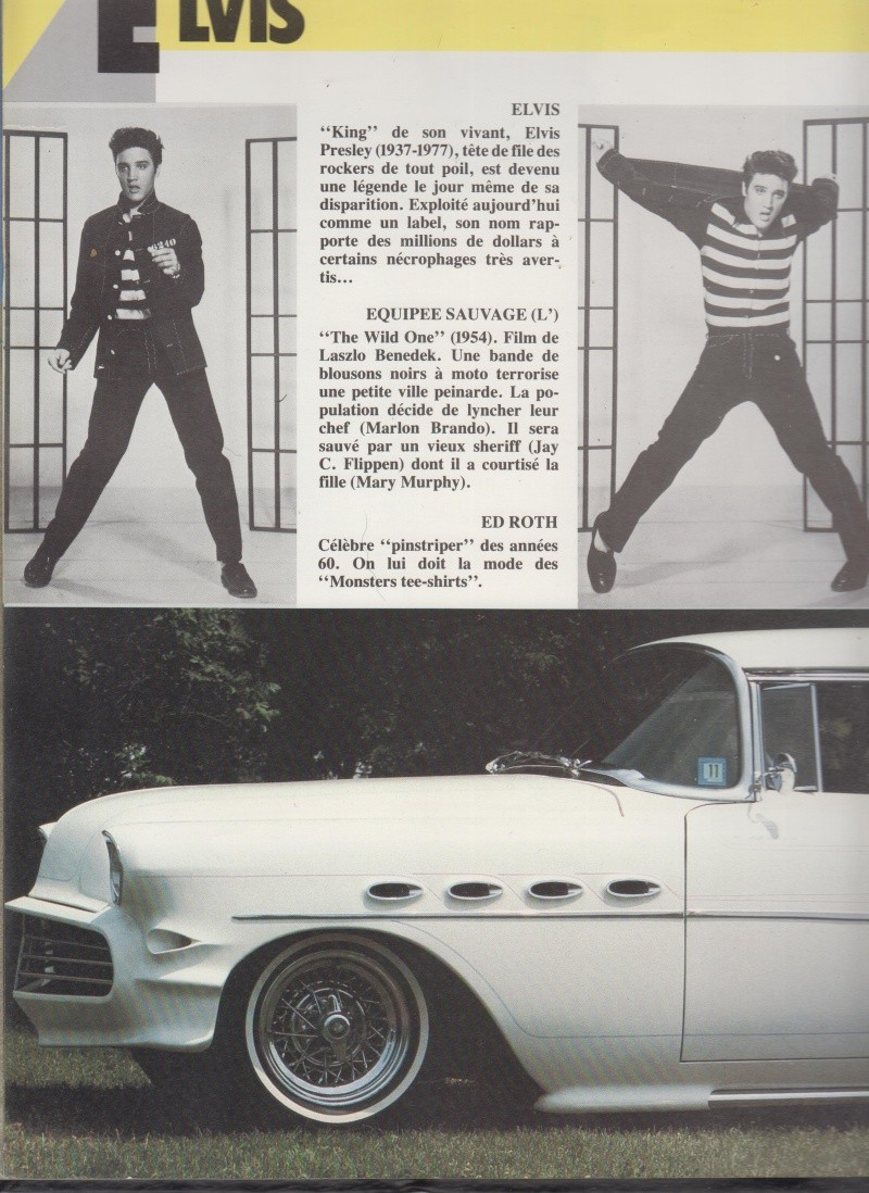 American Graffitti - Hubert Croisile, Bernard Dufourg, Rémy Hourlier - Love me tender, 1984 - 121 pages Amgr_013