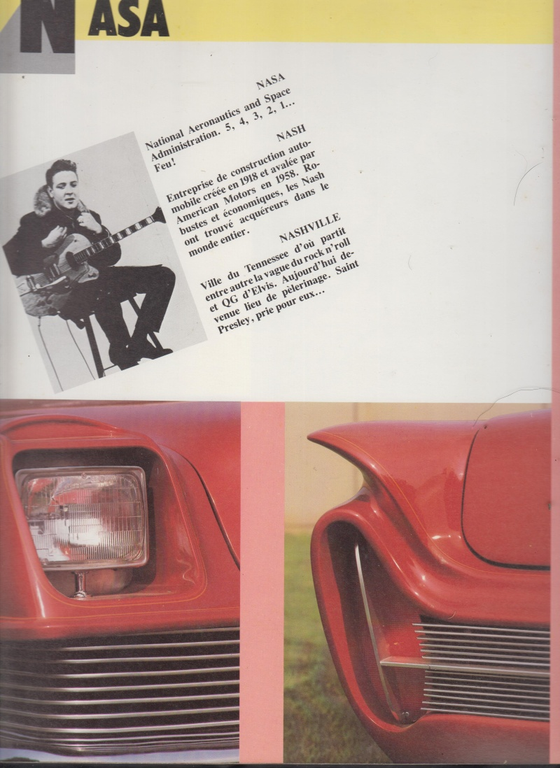 American Graffitti - Hubert Croisile, Bernard Dufourg, Rémy Hourlier - Love me tender, 1984 - 121 pages Amgr_042