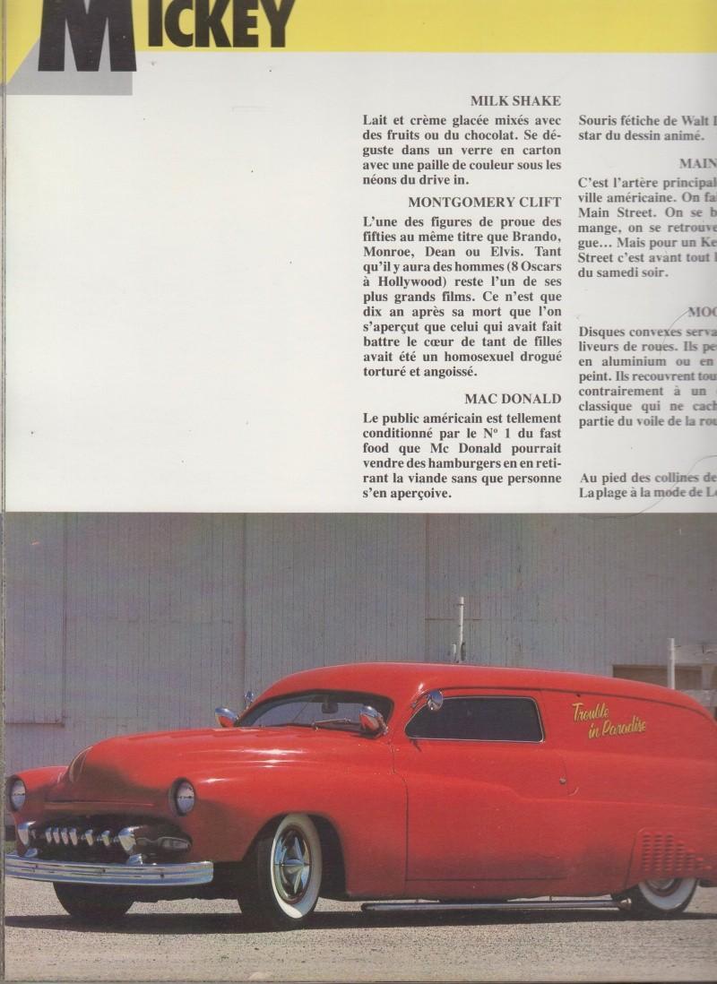 American Graffitti - Hubert Croisile, Bernard Dufourg, Rémy Hourlier - Love me tender, 1984 - 121 pages Amgr_043