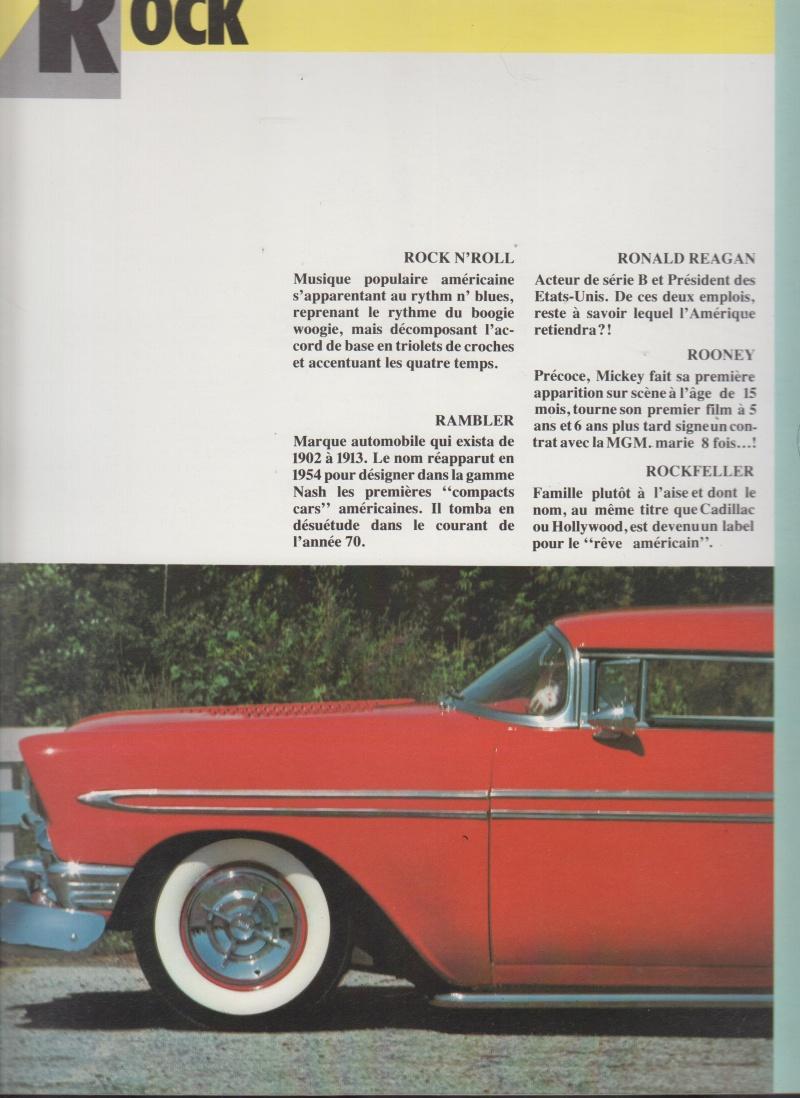 American Graffitti - Hubert Croisile, Bernard Dufourg, Rémy Hourlier - Love me tender, 1984 - 121 pages Amgra_12