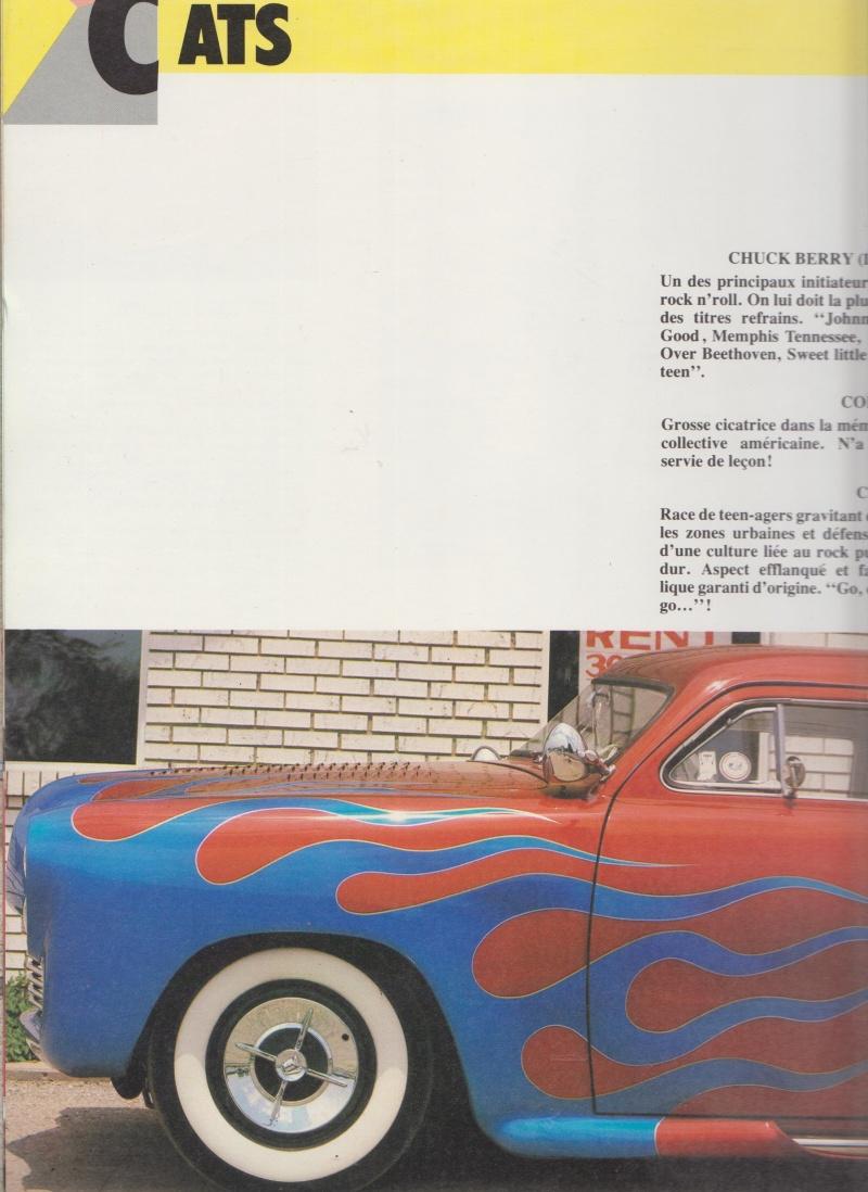American Graffitti - Hubert Croisile, Bernard Dufourg, Rémy Hourlier - Love me tender, 1984 - 121 pages Amgraf31