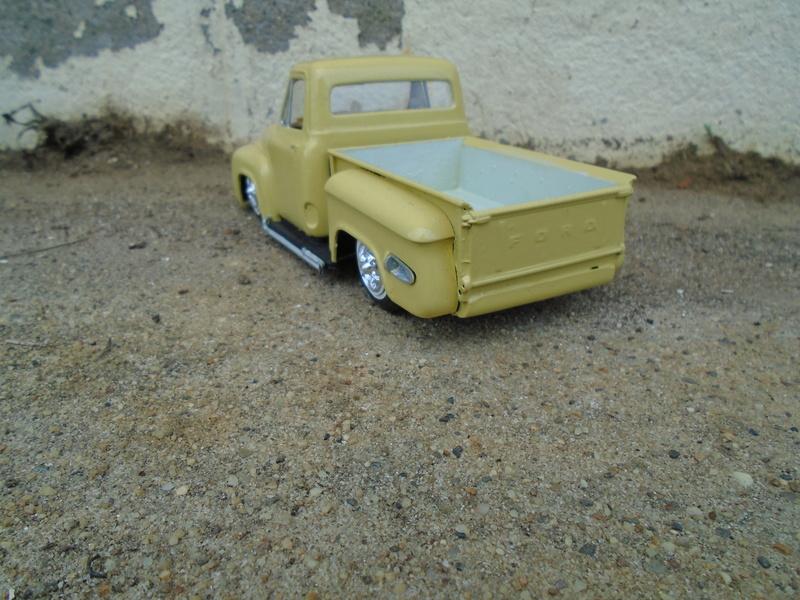 1953 Ford f100 - Customizing Kit trophie series Dsc00312