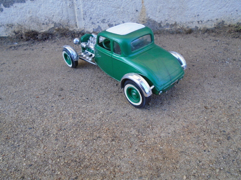 1934 Ford Coupe - Street Rod - Aurora - 1/25 Dsc00532