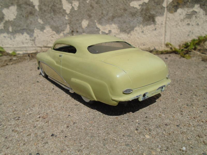 1949 Mercury - Customizing Kit - Trophie series - 3 in 1 - Amt Dsc02111