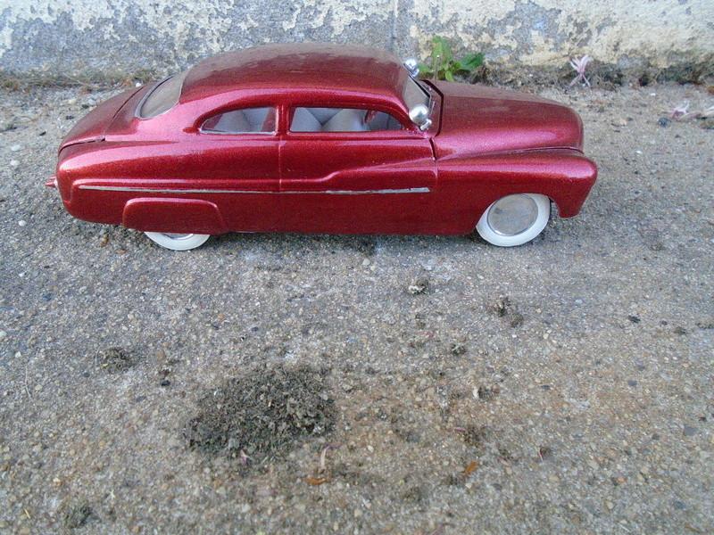 1949 Mercury - Customizing Kit - Trophie series - 3 in 1 - Amt Dsc03327