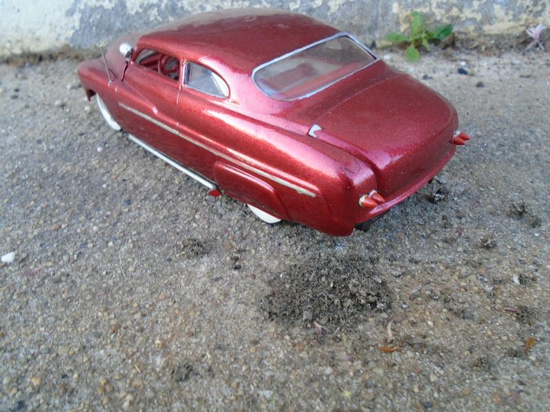 1949 Mercury - Customizing Kit - Trophie series - 3 in 1 - Amt Dsc03329