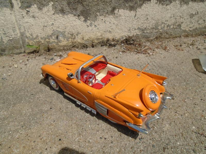1959 Chevrolet corvette Customizing kit 1/25 scale  Dsc03420
