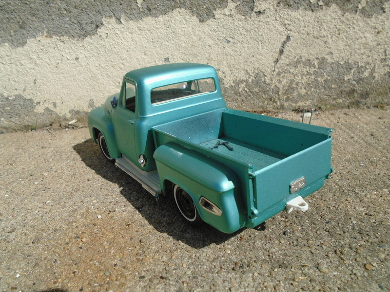 1953 Ford f100 - Customizing Kit trophie series Dsc03612