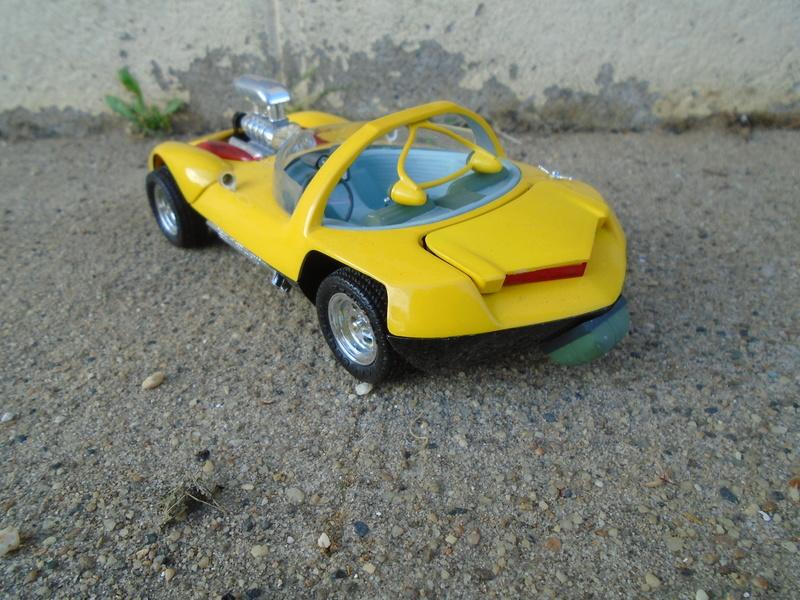 Silhouette - Bill Cuschenberry Show Car - Amt Dsc04025
