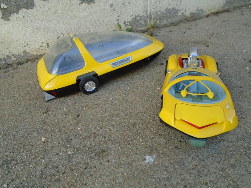 Silhouette - Bill Cuschenberry Show Car - Amt Dsc04029