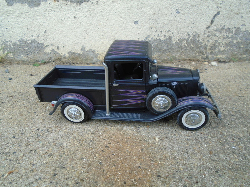 1934 Ford pick up - customizing kit - 3 in 1 - Trophie series - amt Dsc04032