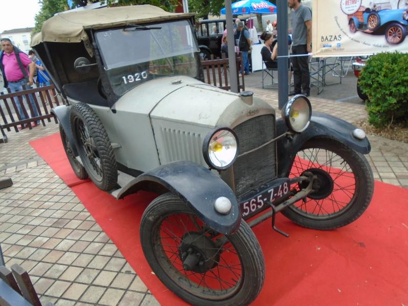 3 eme concentre auto - Moto anciennes de Bazas - 31 Juillet 2016 Dsc04235