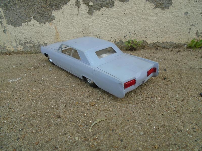 1963 Buick Electra coupe - Advanced custom kit - amt - 1/25 Dsc04264