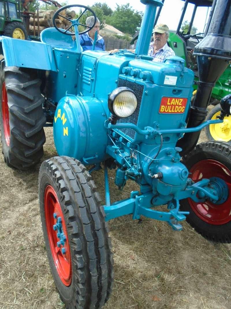Fête de Roaillan (33) exposition tracteurs et voitures anciennes (Aout 2016) Dsc04530