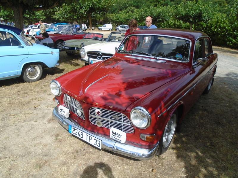 Fête de Roaillan (33) exposition tracteurs et voitures anciennes (Aout 2016) Dsc04617