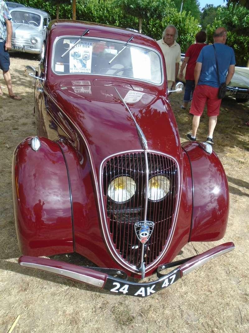 Fête de Roaillan (33) exposition tracteurs et voitures anciennes (Aout 2016) Dsc04620