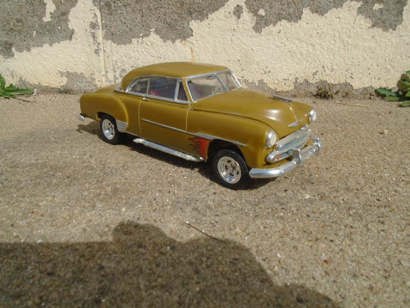 1951 Chevrolet Bel Air - Amt - 1/25 scale Dsc04654