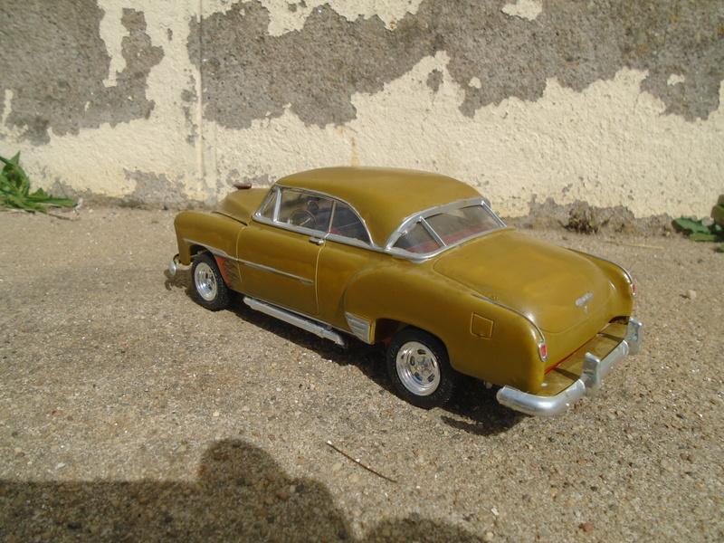 1951 Chevrolet Bel Air - Amt - 1/25 scale Dsc04655