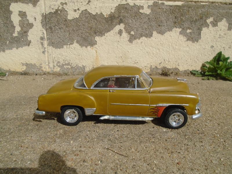 1951 Chevrolet Bel Air - Amt - 1/25 scale Dsc04656