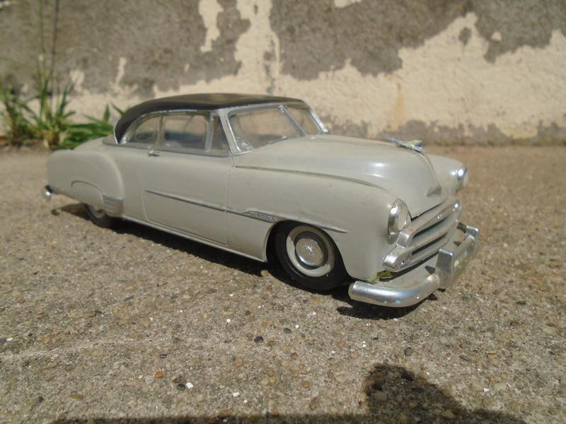 1951 Chevrolet Bel Air - Amt - 1/25 scale Dsc04657