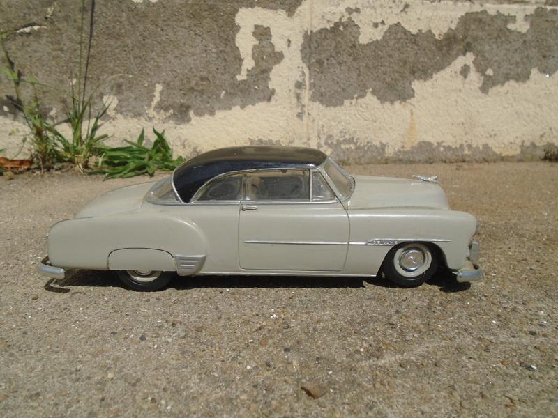 1951 Chevrolet Bel Air - Amt - 1/25 scale Dsc04659