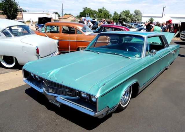Mopar 1963 - 1969 Hydrau10