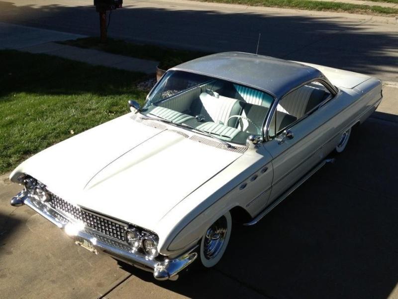 Buick 1961 - 1963 custom and mild custom Invict12