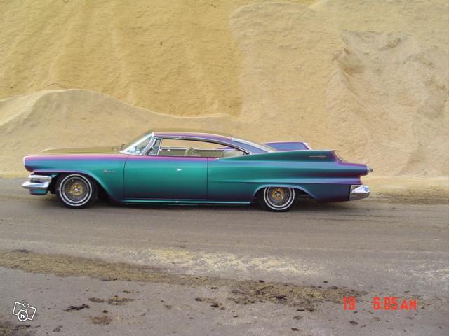 Dodge & Plymouth 1960 - 1961 custom & mild custom Lowpor10