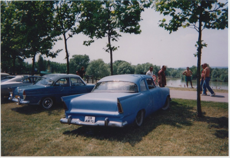 Loud Mufflers traditionnel custom and hot rod show - Vernouillet 2002 Vernou16