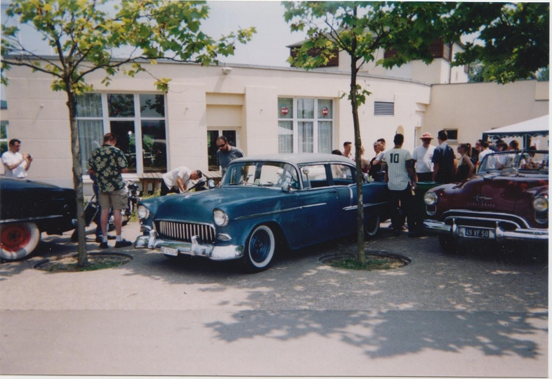 Loud Mufflers traditionnel custom and hot rod show - Vernouillet 2002 Vernou17