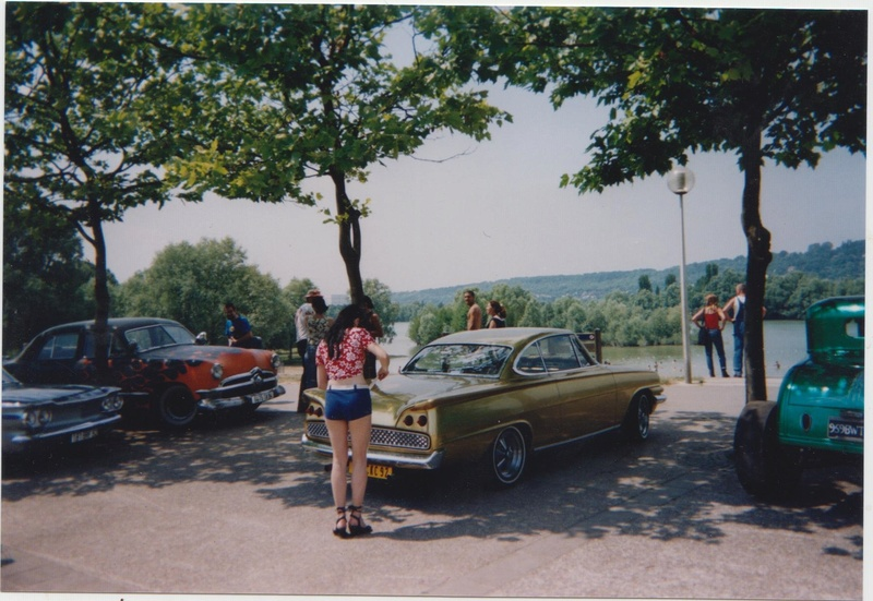Loud Mufflers traditionnel custom and hot rod show - Vernouillet 2002 Vernou18