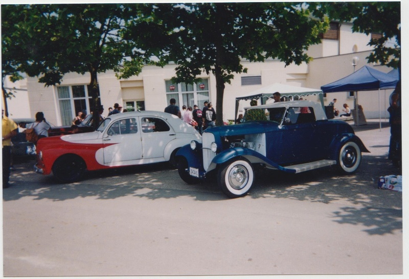 Loud Mufflers traditionnel custom and hot rod show - Vernouillet 2002 Vernou22