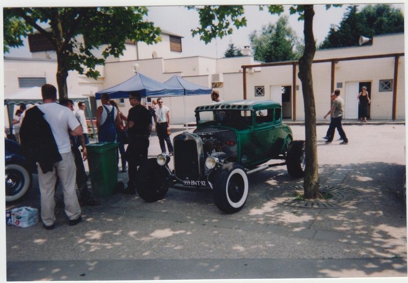 Loud Mufflers traditionnel custom and hot rod show - Vernouillet 2002 Vernou26