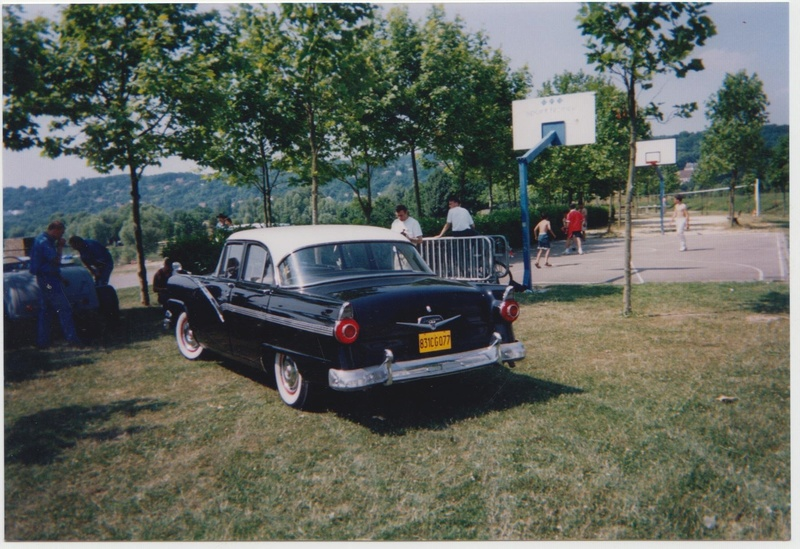 Loud Mufflers traditionnel custom and hot rod show - Vernouillet 2002 Vernou27